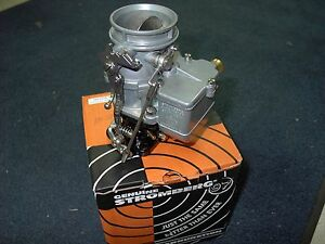 Flathead Ford Mercury Big97 Stromberg 97 Carburetor Four Barrell Dual Tripower
