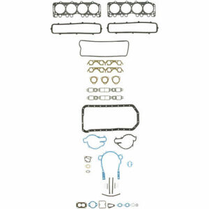 Fel pro Fs7613sh 2 Full Engine Gasket Set Fits 1953 1959 Gmc Buick 316 322 324