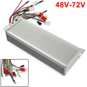 72v 1500w Electric Bicycle E bike Scooter Brushless Dc Motor Controller Us Stock