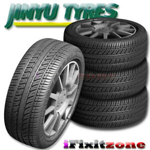 4 New Jinyu Gallopro Yu61 205 45zr16 83w Ultra High Performance Tires