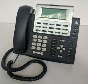 Altigen Ip720 Voip Poe Office Business Phone Lcd Display W Stand