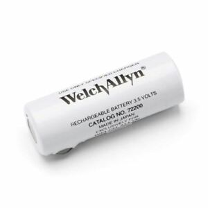 Welch Allyn 3 5v Replacement Nicad Rechargeable Battery For 71000 And 71670