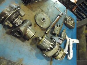 1969 Farmall 656 Hydro Gas Farm Tractor Hydrostatic Drive Assembly