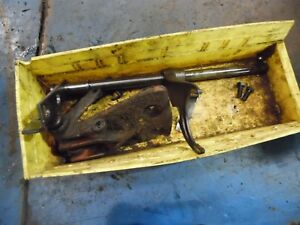 1969 Farmall 656 Diesel Hydro Farm Tractor Shift Fork Assembly