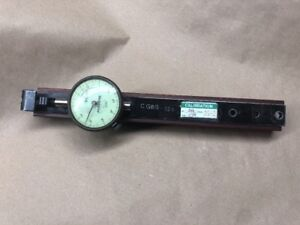 Mahr Federal 36p 3 Or 4 Id Od Shallow Diameter Gage 0001 Ids 172 Indicator