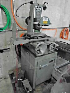 Harig Super 612 Surface Grinder 6x12 Inches Magnetic Chuck