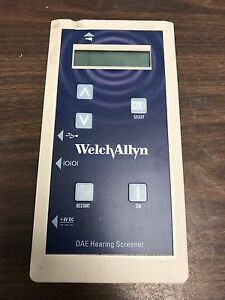 Welch Allyn Oae Hearing Scanner 29400
