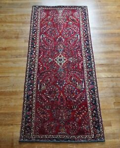 Antique Persian Sarouk Rug Runner 2 6 X6
