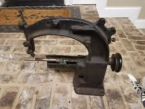 1920s Union Special Vintage Leather Sewing Machine Rare