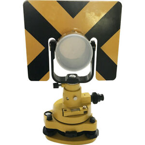 Professional Traverse Prism Kit For Total Station Surveyin
