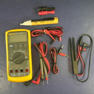 Fluke 787 Processmeter Excellent Screen Protector Accessories