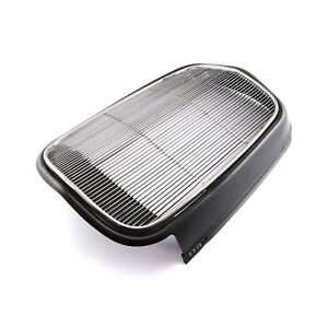 1932 Ford Coupe Roadster Steel Radiator Shell W Stainless Grill Insert Hot Rod