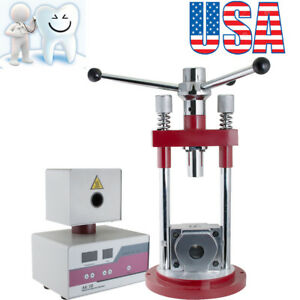 Dental Lab Equipment Flexible Denture Injection System Partial Machine K Type Us