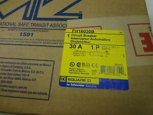 Fh16030b 30 Amp 1 Pole New In Box