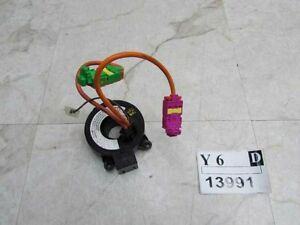 01 2002 Volvo S40 Steering Wheel Air Bag Clock Spring Contact Reel Spiral Cable