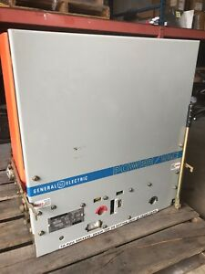 15kv Ge Power Vac Circuit Breaker Vb1 13 8 500 2 1200a