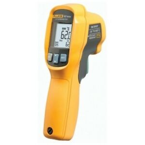 Infrared Thermometer Digital Ir Laser Handheld Noncontact Hvac Industrial Max