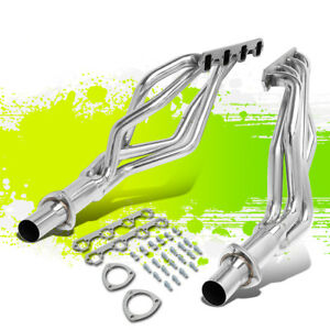 For 64 70 Ford Mustang 260 351 V8 Stainless Steel Racing Exhaust Header Manifold