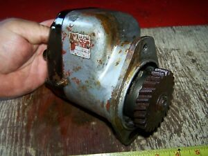 Old Wico Xh 1343 Magneto Wisconsin Hit Miss Engine Steam Tractor Oiler Farm Wow