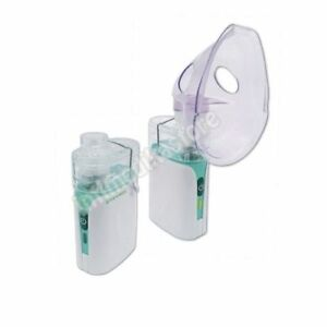 Battery Operated Portable Nebulizer For Respiratory Theraphy Free Shipping