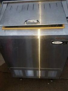 Cornelius Stainless Steel Under Counter Ice Machine 100 Tested And Working