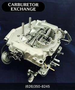 1975 Chrysler Imperial Thermoquad Remanufactured 4 Barrel Carburetor 440 Engine