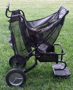 Retail Store Shopping Cart With Stroller Child Seat For Small Business Use