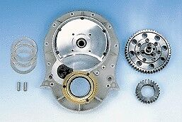 Milodon Bbc Fixed Idler Gear Injected blown Timing Gear Drive Kit 12700