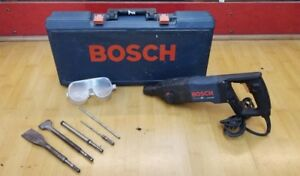 Bosch Sds plus 11224vsr 7 8 Bulldog Corded Rotary Hammer Drill