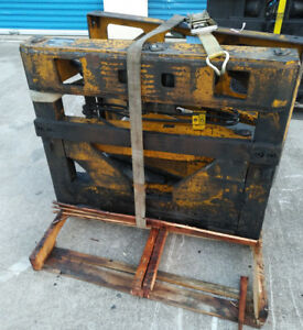 Hyster L5s a6g Push Pull Forklift Attachment
