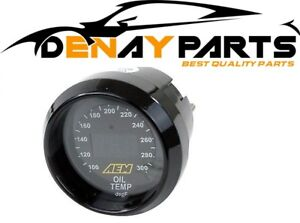 Aem Digital Oil trans water Temperature Gauge