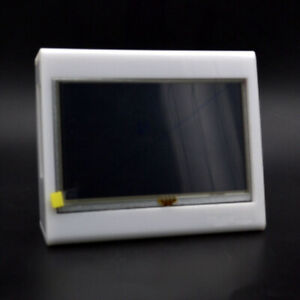 1set 5 800 480 Hdmi Lcd Touch Screen With Acrylic Case For Raspberry Pi 3 2 b