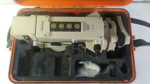 Pentax Pd20 Digital Theodolite 20 Second With Case Pd 20 No Charger Inc