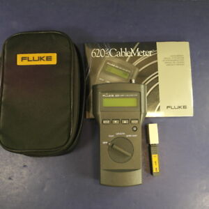 New Fluke 620 Lan Cablemeter Case Accessories