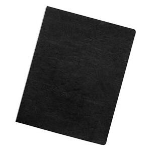 Fellowes Executive Leather like Presentation Cover Round 11 1 4 X 8 3 4
