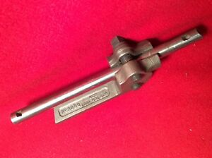 Boring Bar And Armstrong No 2080 Holder From Atlas craftsman 618 Lathe