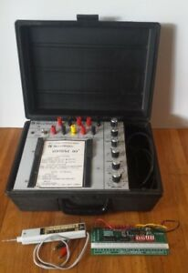 Vintage Bell Howell Console 80 Electronic Circuit Tester Breadboarding System