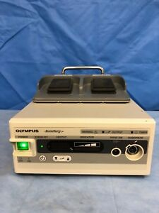Olympus Sonosurg G2 Generator With Maj 1243 Footswitch excellent Condition