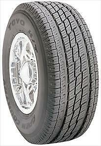 Toyo 362890 Open Country H T Tire P275 60r20 114s