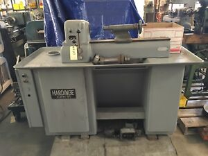 Hardinge Dv 59 Lathe for Parts Only