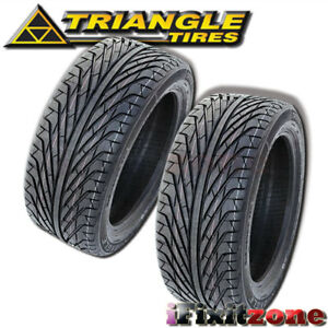 2 Triangle Tr968 245 45r17 99v Ultra High Performance Tires 245 45 17