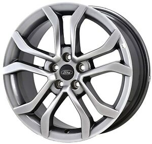 New Oem Ford Fusion Wheel Rim 18 2016 2018 Hs7z 1007 a