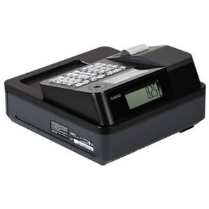 Casio Electronic Thermal Printer Cash Register