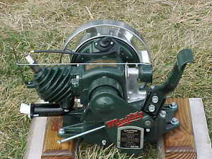 Restored 1936 Maytag Model 19 Engine Motor Hit Miss Wringer Washer Vintage