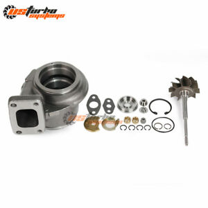 Upgrade Turbine Housing Wheel Rebuild Kit For 5 9l He351cw He341cw Turbo 67 76mm