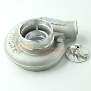 Dodge Ram Hx40w Holset Turbo Compressor Housing Billet Compressor Wheel 60 86m