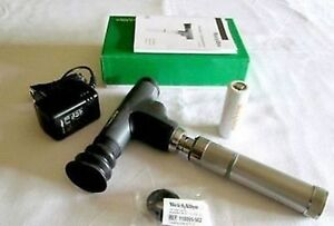 Welch Allyn Panoptic Ophthalmoscope Ophthalmic Set Newly Finished
