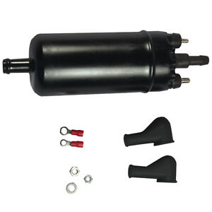 New Universal Inline Fuel Pump Replacement 0580464070 High Pressure Jdmspeed