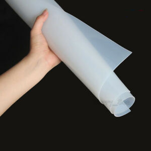 3mm Thicknes 20 20 Silicone Rubber Sheet Plate Mat High Temp Silicone Board