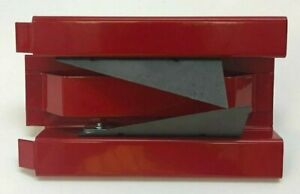 Amcraft 1100 Red 1 90 V Kerfing Tool For Duct Board
